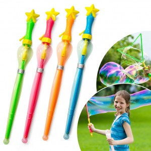 Uncle Bubble Unbelievabubble Sword - Small - (Star Knob) (No Packaging)