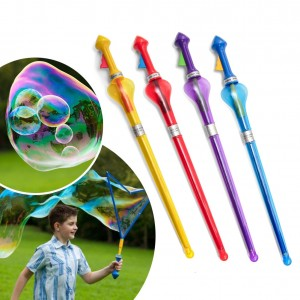 Uncle Bubble Unbelievabubble Sword - Large - (Round Knob) (No Packaging)