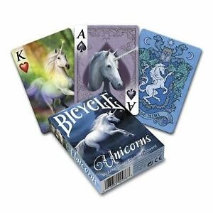 Bicycle Anne Stokes Unicorns Playing Cards Deck