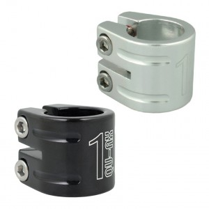 Qu-Ax Double Clamp