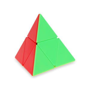 YJ Cube - Pyramid Cube 2 x 2 x 2